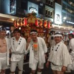 ご縁あって八坂神社祇園祭神幸祭に参加!