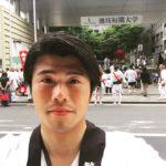 下京区消防団査閲と繁昌神社のお神輿