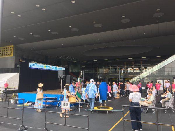 下京・京都駅前サマーフェスタ2019